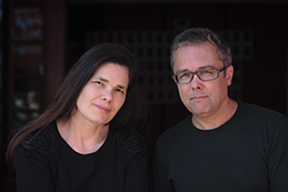 Bettina Perut, Iván Osnovikoff