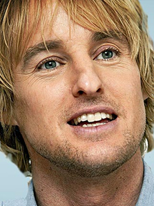 Owen Wilson will be the Special Guest